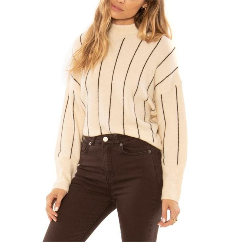 アミューズソサエティ レディース ニット・セーター アウター Amuse Society Aline Sweater - Women's Shell