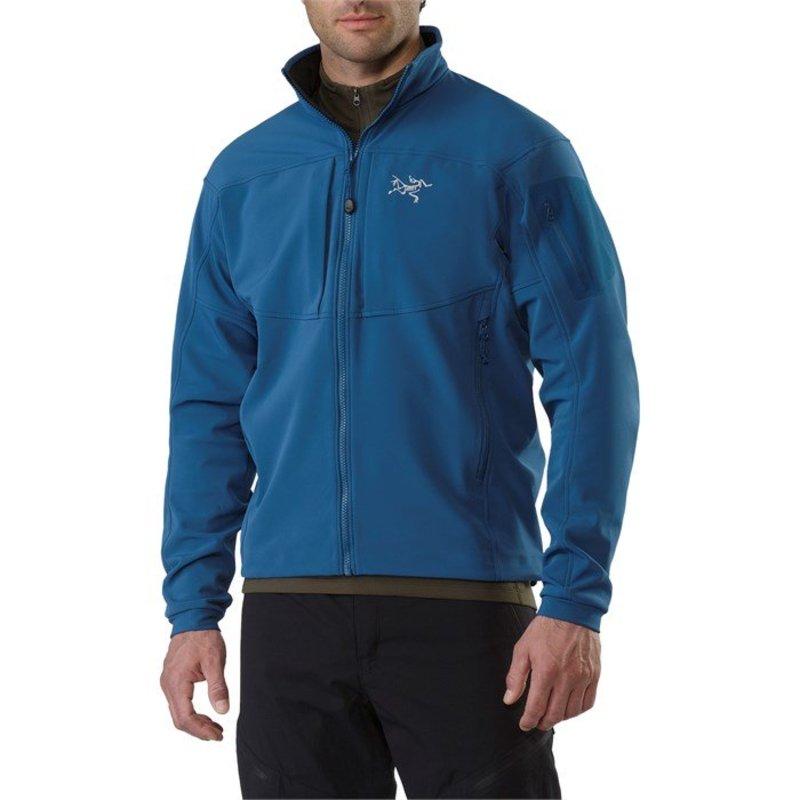 アークテリクス メンズ ジャケット・ブルゾン アウター Arc'teryx Gamma MX Jacket Hectate Blue