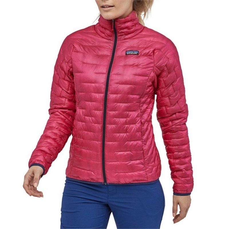 パタゴニア レディース ジャケット・ブルゾン アウター Patagonia Micro Puff? Jacket - Women's Craft Pink