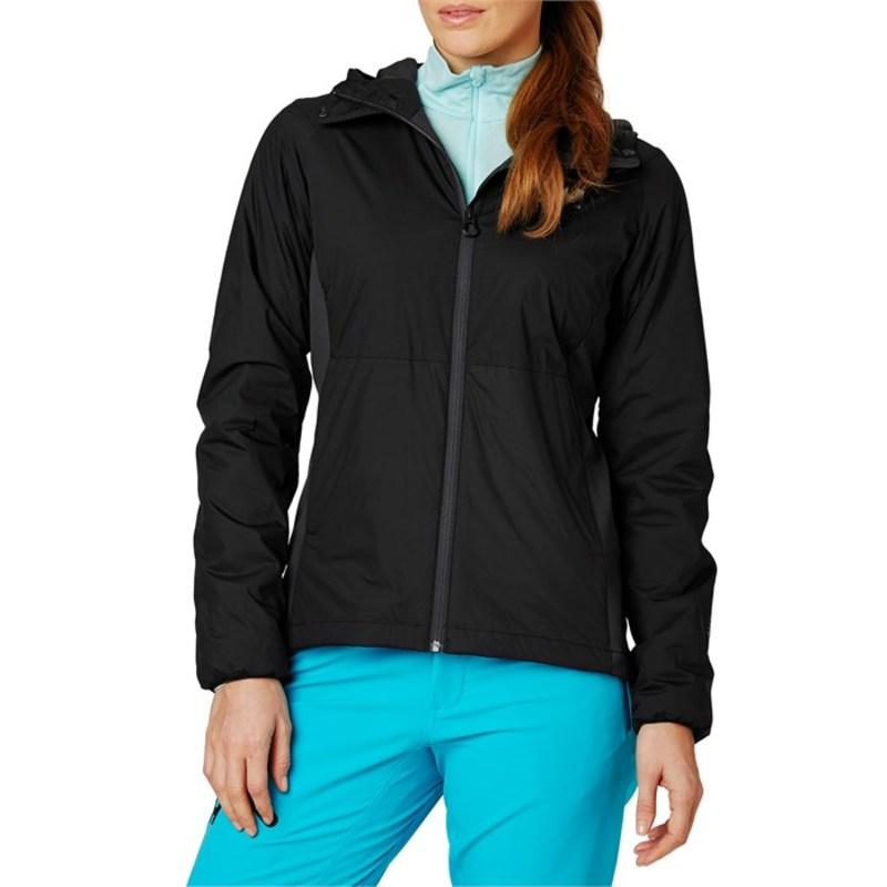ヘリーハンセン レディース ジャケット・ブルゾン アウター Helly Hansen Odin Stretch Hooded Light Insulator Jacket - Women's Black