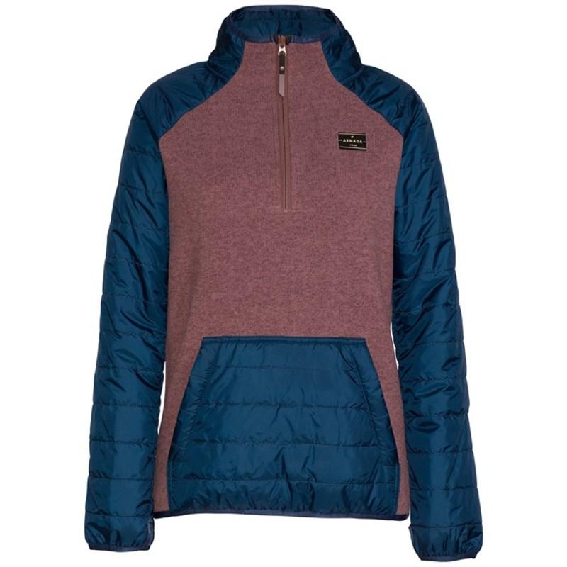 アルマダ レディース ジャケット・ブルゾン アウター Armada Emma Tech Sweater - Women's Mauve