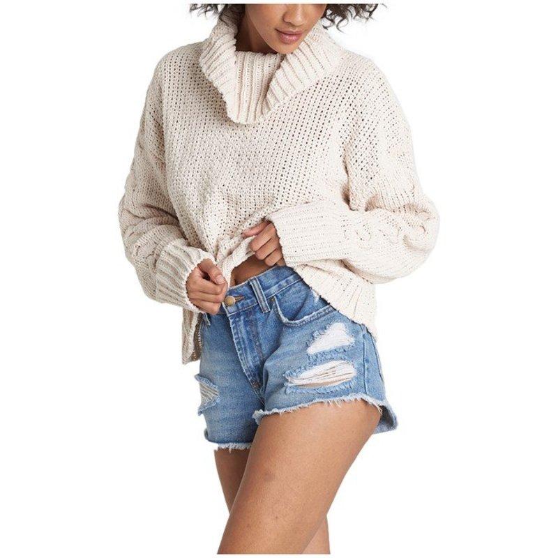 ビラボン レディース ニット・セーター アウター Billabong Cherry Moon Sweater - Women's Whisper