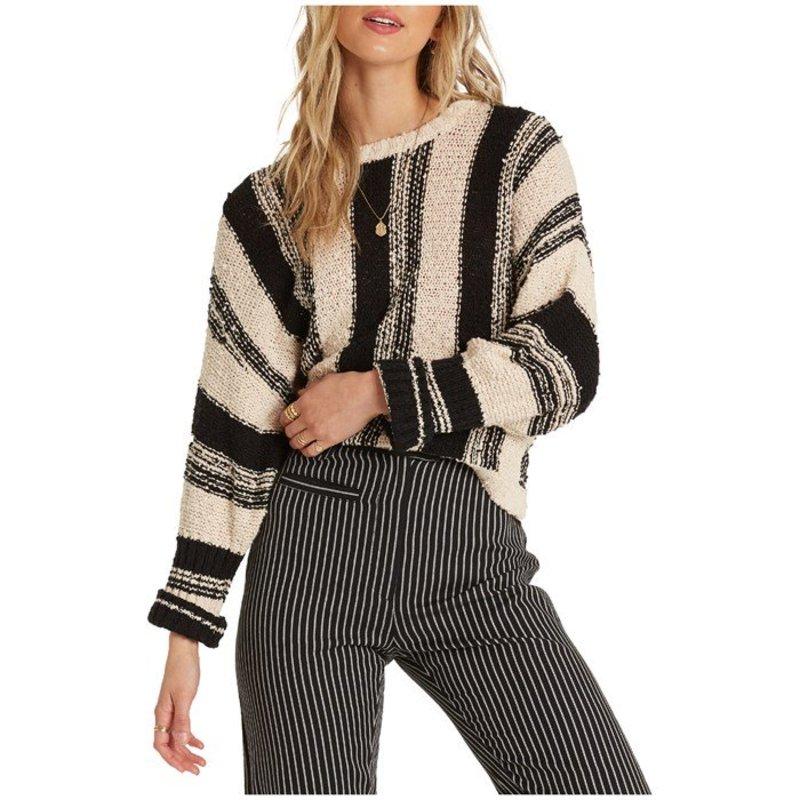 ビラボン レディース ニット・セーター アウター Billabong Easy Going Sweater - Women's Whisper