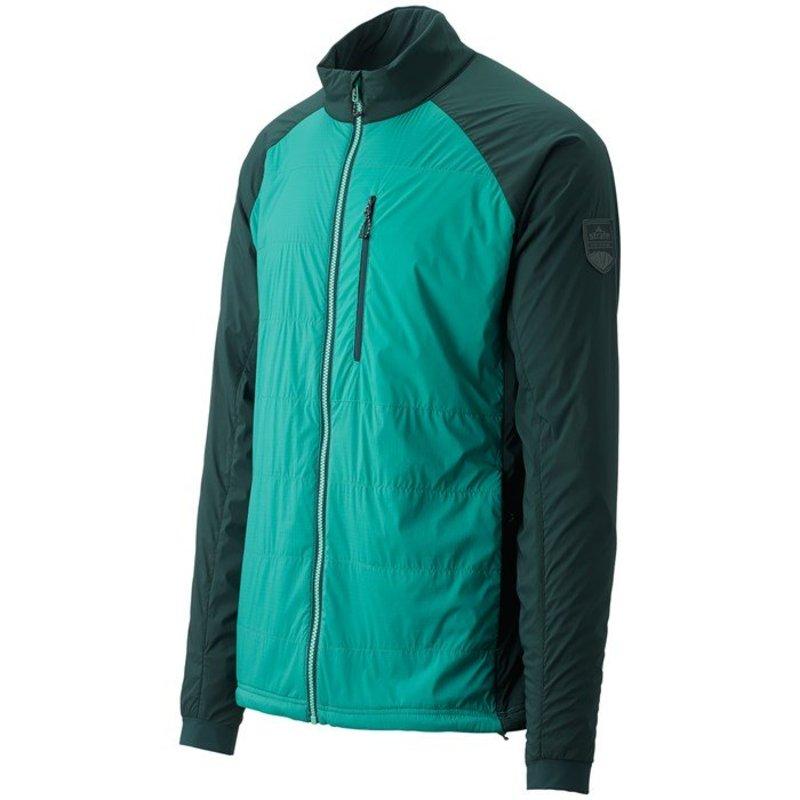 ストラフェ メンズ ジャケット・ブルゾン アウター Strafe Alpha Direct Insulator Jacket Emerald Green