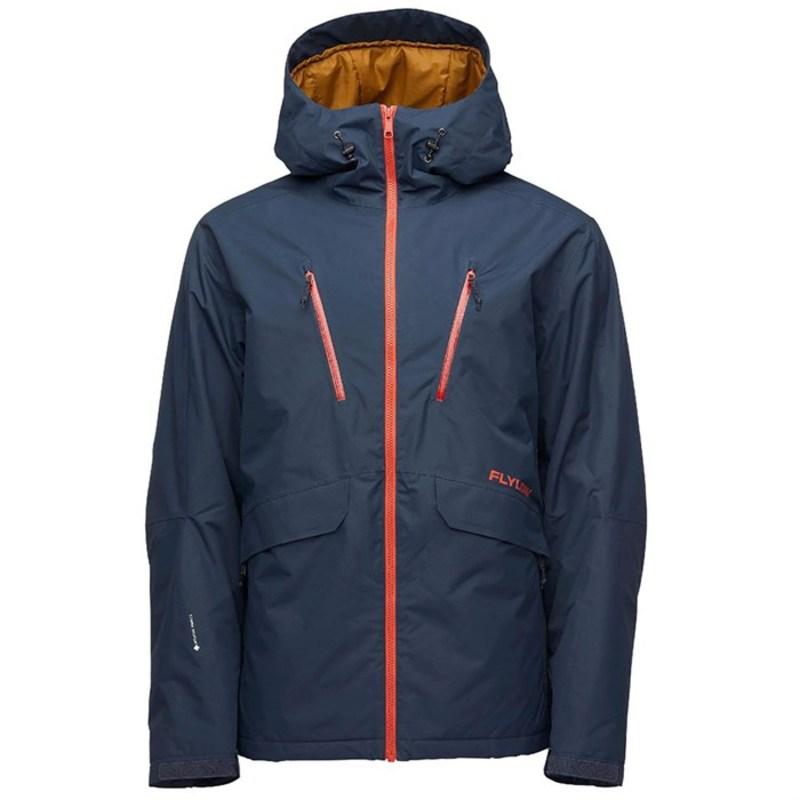フライロー メンズ ジャケット・ブルゾン アウター Flylow Roswell Insulated Jacket Midnight