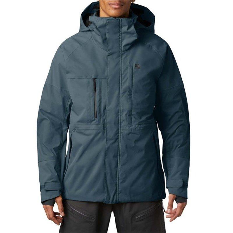 マウンテンハードウェア メンズ ジャケット・ブルゾン アウター Mountain Hardwear FireFall 2 Jacket Icelandic