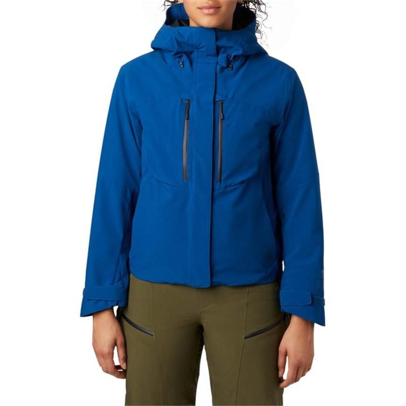 マウンテンハードウェア レディース ジャケット・ブルゾン アウター Mountain Hardwear Firefall 2 Insulated Jacket - Women's Nightfall Blue