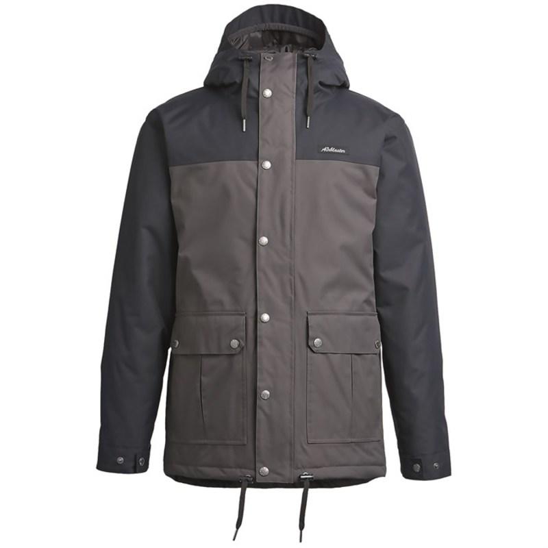 エアブラスター メンズ ジャケット・ブルゾン アウター Airblaster Grampy Jacket Vintage Black