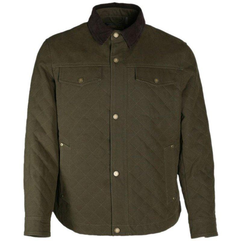 ペンドルトン メンズ ジャケット・ブルゾン アウター Pendleton Bannack Jacket Olive