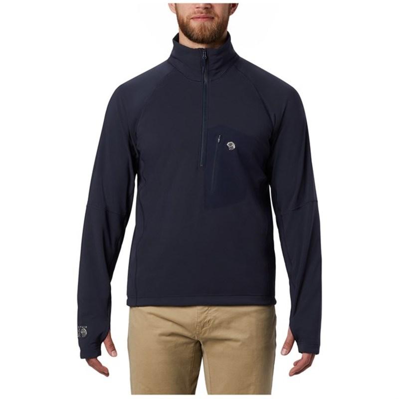 マウンテンハードウェア メンズ ジャケット・ブルゾン アウター Mountain Hardwear Keele Pullover Dark Zinc