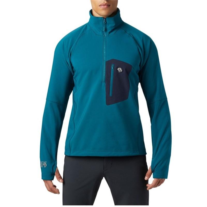 マウンテンハードウェア メンズ ジャケット・ブルゾン アウター Mountain Hardwear Keele Pullover Dive