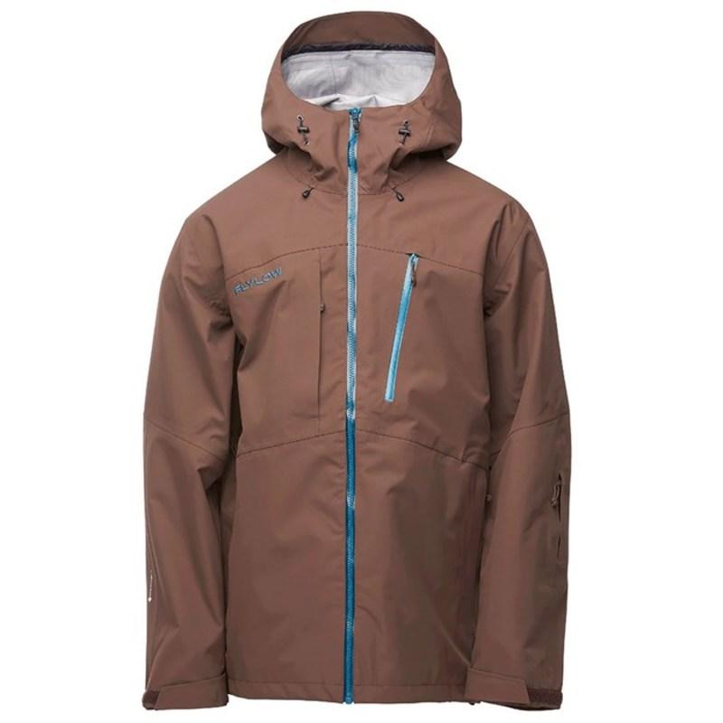 フライロー メンズ ジャケット・ブルゾン アウター Flylow Quantum Pro Jacket Bison