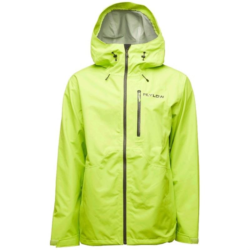 フライロー メンズ ジャケット・ブルゾン アウター Flylow Knight Jacket Lichen