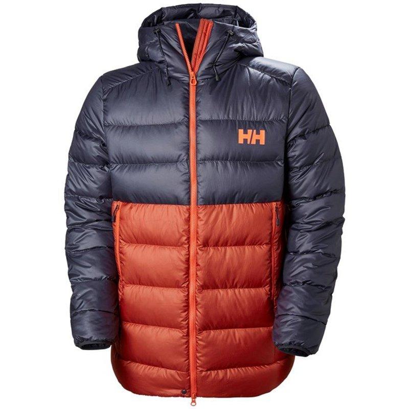 ヘリーハンセン メンズ ジャケット・ブルゾン アウター Helly Hansen Vanir Glacier Down Jacket Red Brick