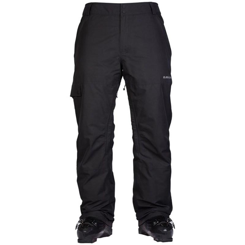 アルマダ メンズ カジュアルパンツ ボトムス Armada Bleeker GORE-TEX Pants Black