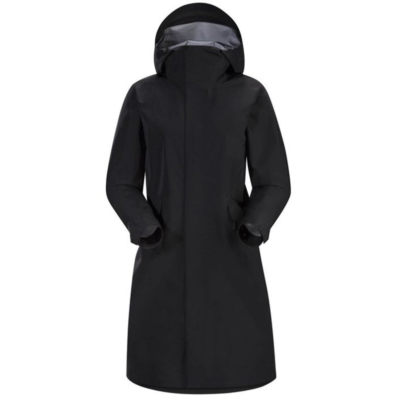 アークテリクス レディース ジャケット・ブルゾン アウター Arc'teryx Andra Coat - Women's Black