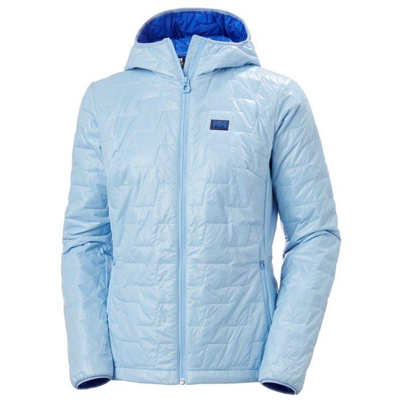 ヘリーハンセン レディース ジャケット・ブルゾン アウター Helly Hansen LifaLoft Hooded Insulator Jacket - Women's Coast Blue