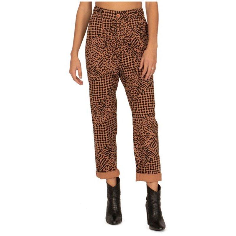 アミューズソサエティ レディース カジュアルパンツ ボトムス Amuse Society Dillon Pants - Women's Black Sands