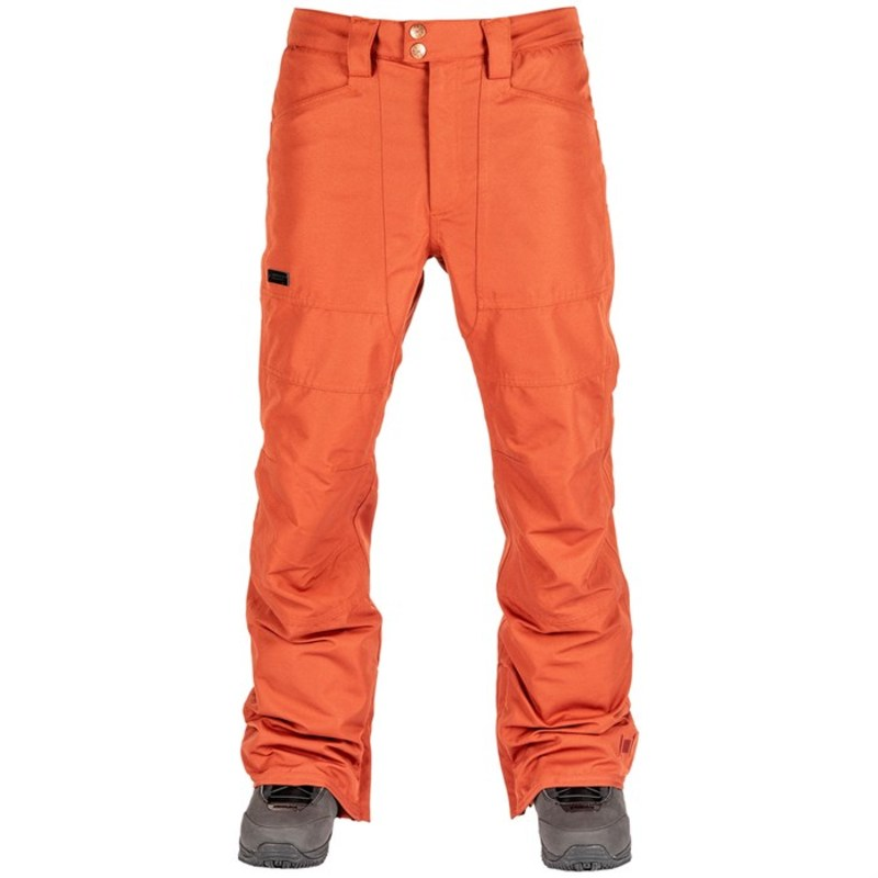 L1 メンズ カジュアルパンツ ボトムス L1 Americana Pants Rust