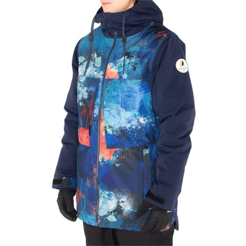 アルマダ メンズ ジャケット・ブルゾン アウター Armada Carson Insulated Jacket Galaxy