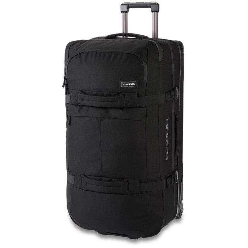 ダカイン メンズ スーツケース バッグ Dakine Split Roller 110L Bag Black
