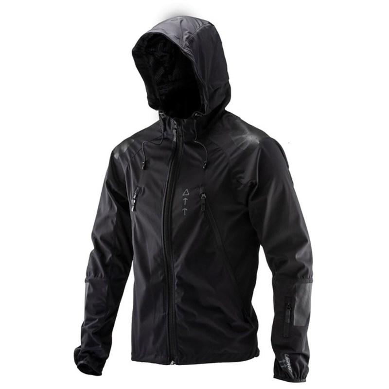 リアット メンズ ジャケット・ブルゾン アウター Leatt DBX 4.0 All Mountain Jacket Black