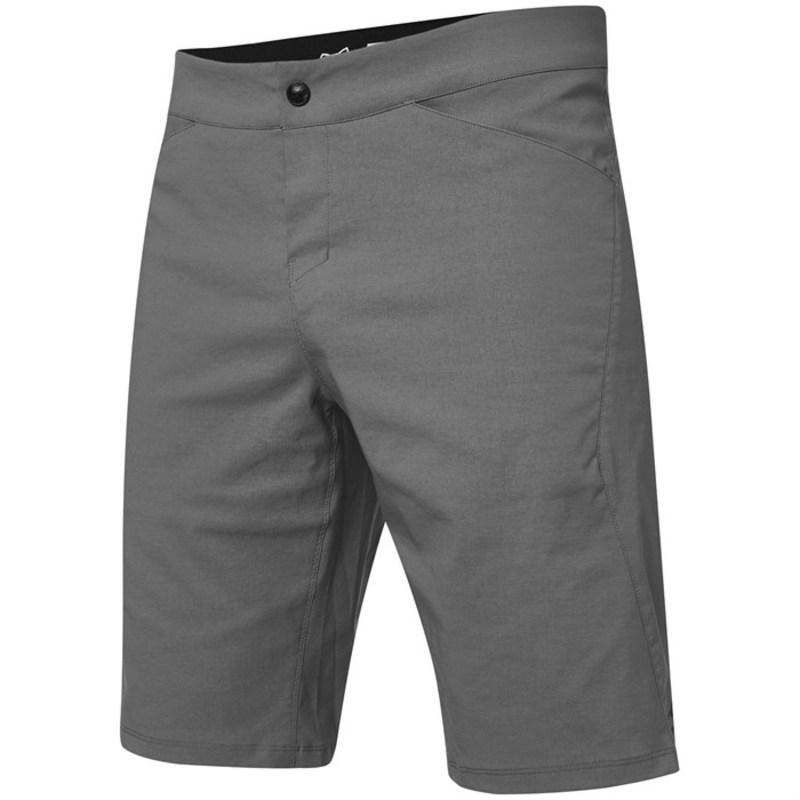 フォックス メンズ ハーフパンツ・ショーツ ボトムス Fox Ranger Lite Shorts Pewter