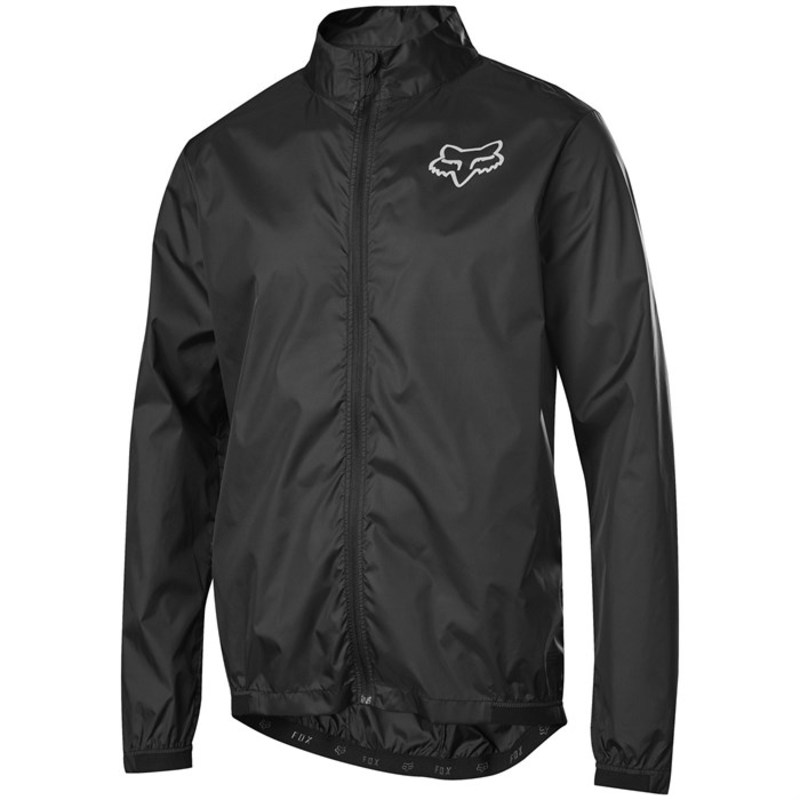 フォックス メンズ ジャケット・ブルゾン アウター Fox Defend Wind Jacket Black