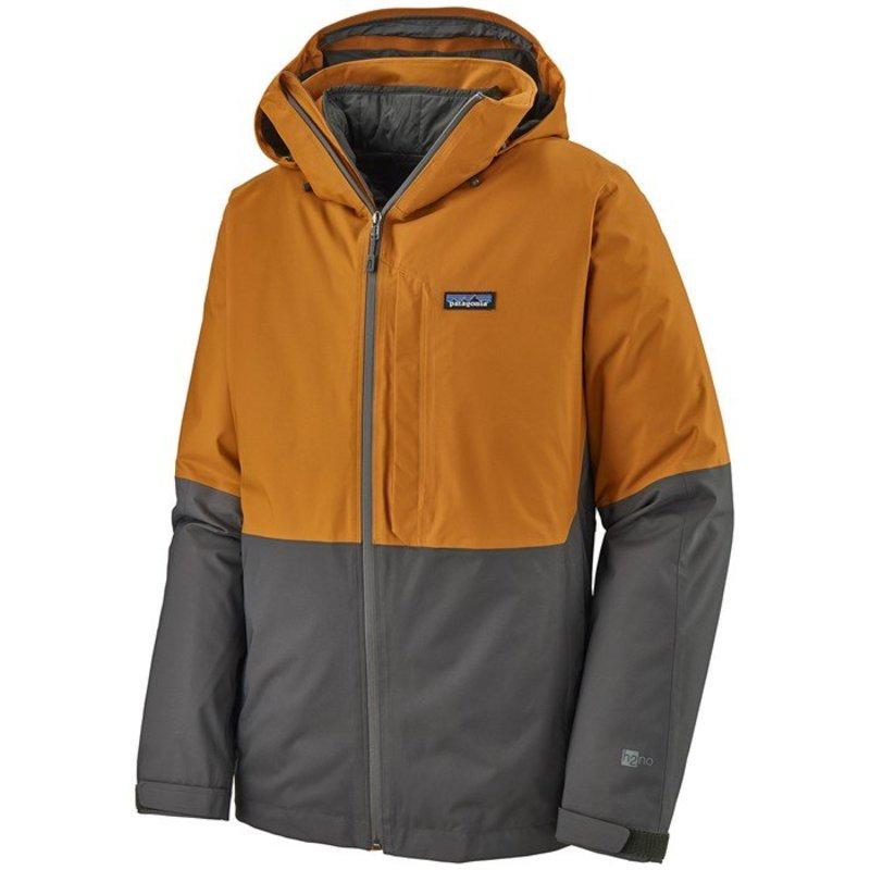 パタゴニア メンズ ジャケット・ブルゾン アウター Patagonia 3-in-1 Snowshot Jacket Hammonds Gold