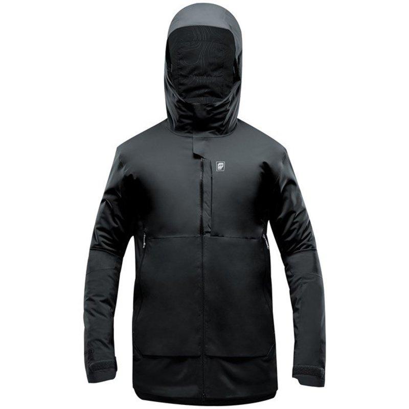 オラージュ メンズ ジャケット・ブルゾン アウター Orage Miller S Jacket Pirate Black
