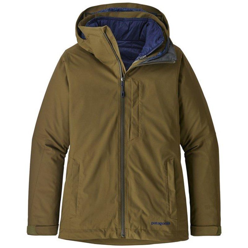 パタゴニア レディース ジャケット・ブルゾン アウター Patagonia 3-in-1 Snowbelle Jacket - Women's Cargo Green