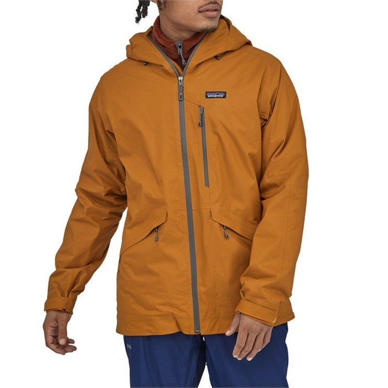 パタゴニア メンズ ジャケット・ブルゾン アウター Patagonia Insulated Snowshot Jacket Hammonds Gold