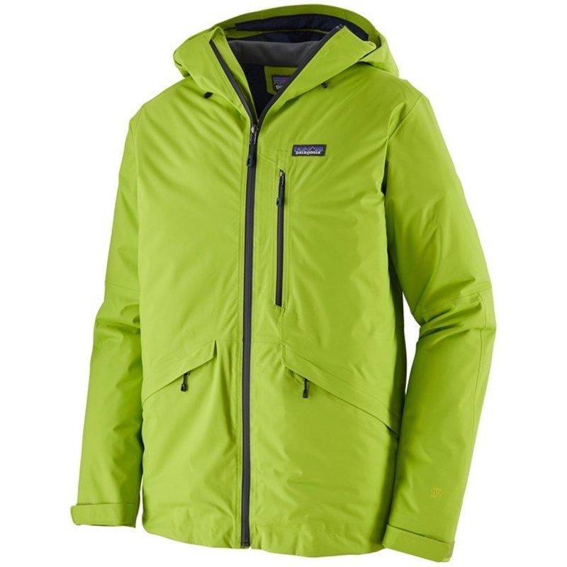 パタゴニア メンズ ジャケット・ブルゾン アウター Patagonia Insulated Snowshot Jacket Peppergrass Green