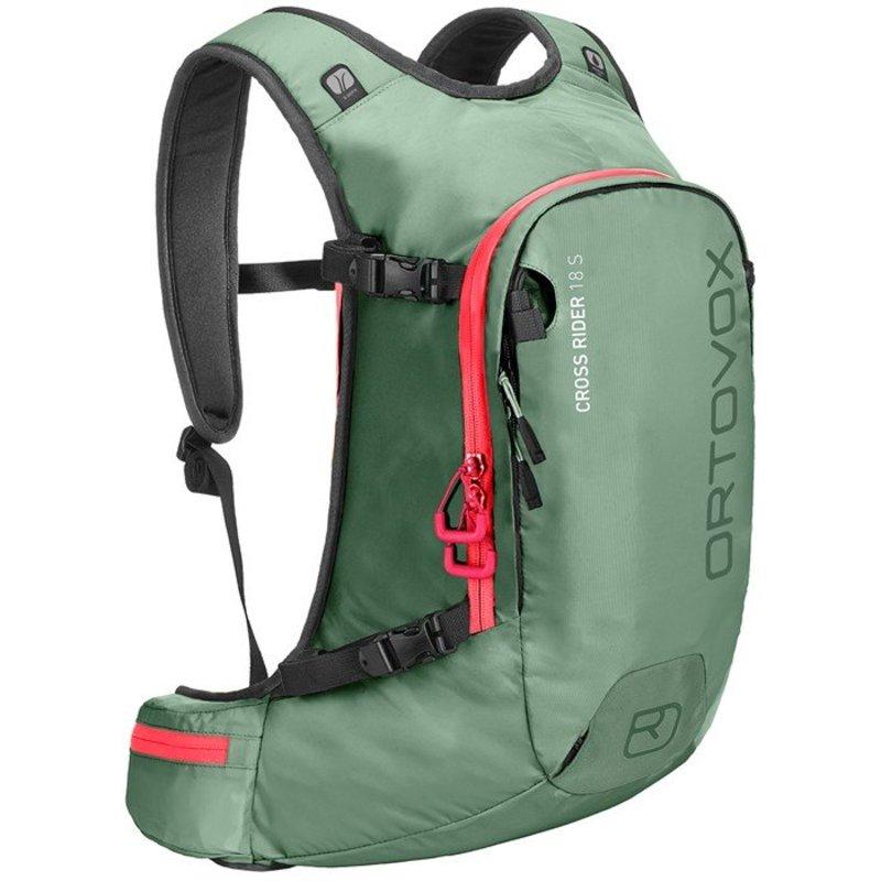 オルトボックス メンズ バックパック・リュックサック バッグ Ortovox Cross Rider 18L S Backpack Green Isar