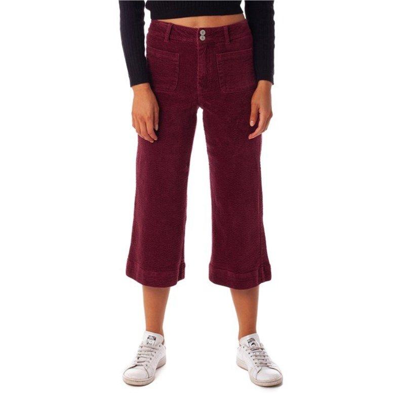 リズム レディース カジュアルパンツ ボトムス Rhythm Edinburgh Pants - Women's Rust