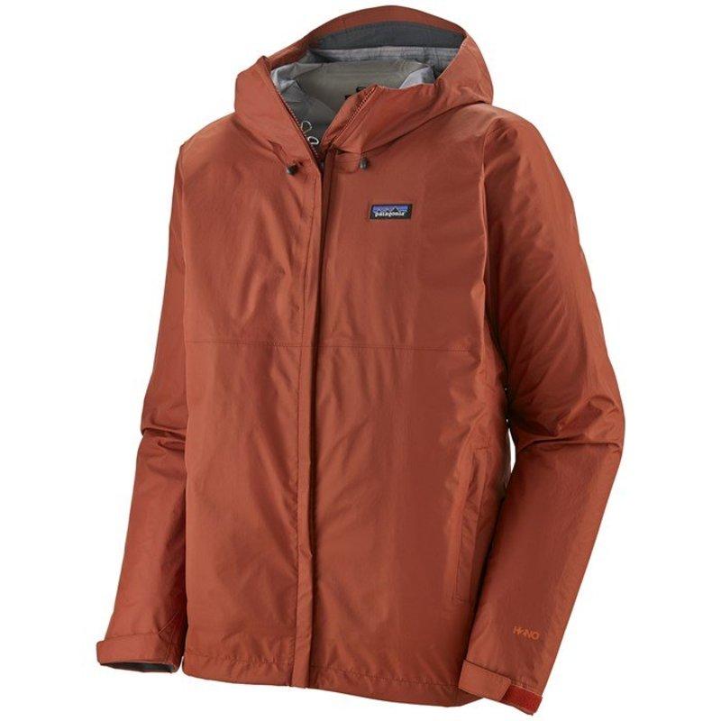 パタゴニア メンズ ジャケット・ブルゾン アウター Patagonia Torrentshell 3L Jacket Roots Red
