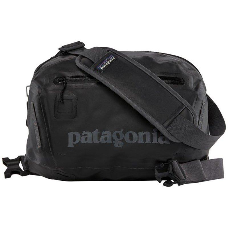パタゴニア メンズ ボディバッグ・ウエストポーチ バッグ Patagonia Stormfront Hip Pack Black