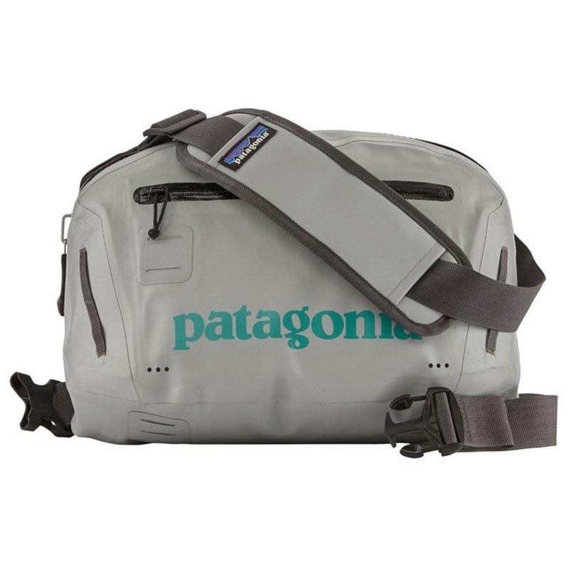 パタゴニア メンズ ボディバッグ・ウエストポーチ バッグ Patagonia Stormfront Hip Pack Drifter Grey