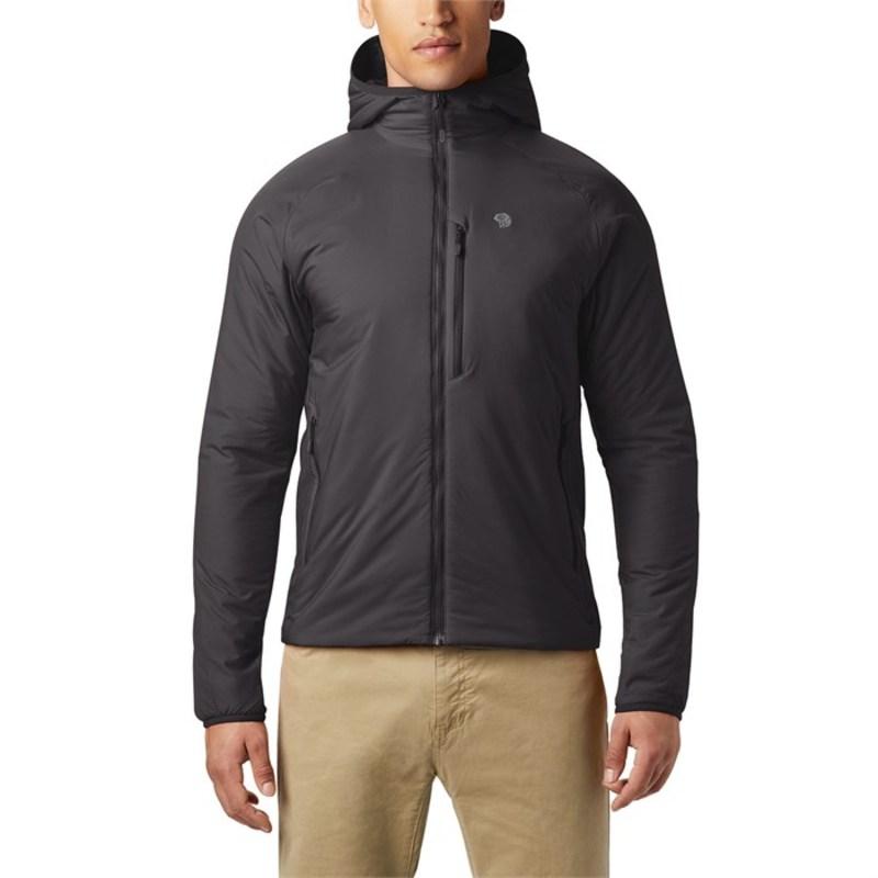 マウンテンハードウェア メンズ ジャケット・ブルゾン アウター Mountain Hardwear Kor Strata Hooded Jacket Void