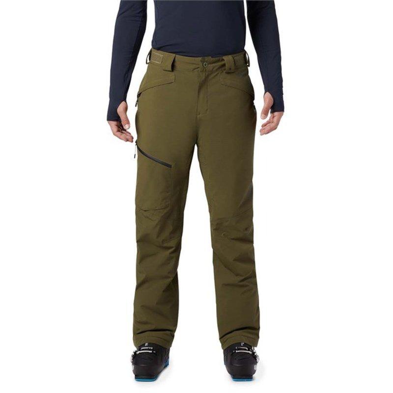 マウンテンハードウェア メンズ カジュアルパンツ ボトムス Mountain Hardwear Cloud Bank GORE-TEX Pants Combat Green