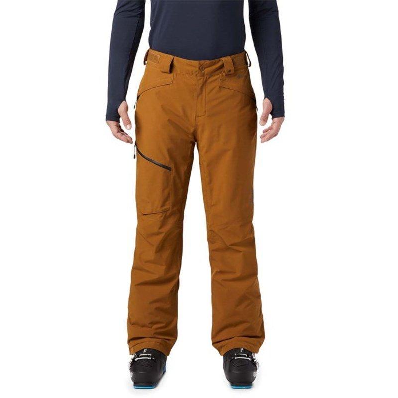 マウンテンハードウェア メンズ カジュアルパンツ ボトムス Mountain Hardwear Cloud Bank GORE-TEX Pants Golden Brown