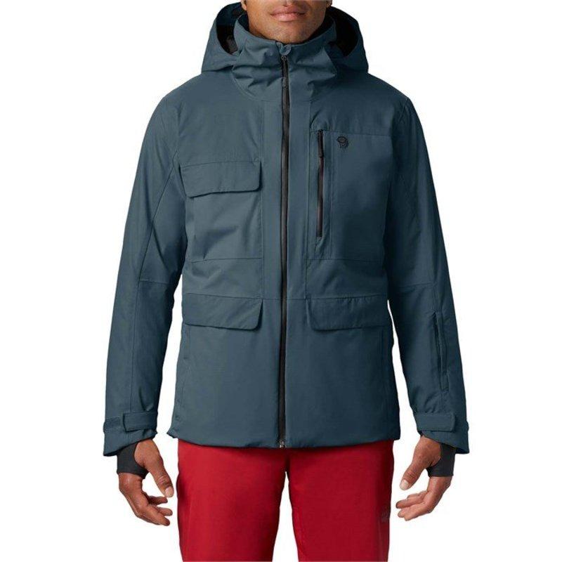 マウンテンハードウェア メンズ ジャケット・ブルゾン アウター Mountain Hardwear FireFall/2 Insulated Jacket Icelandic