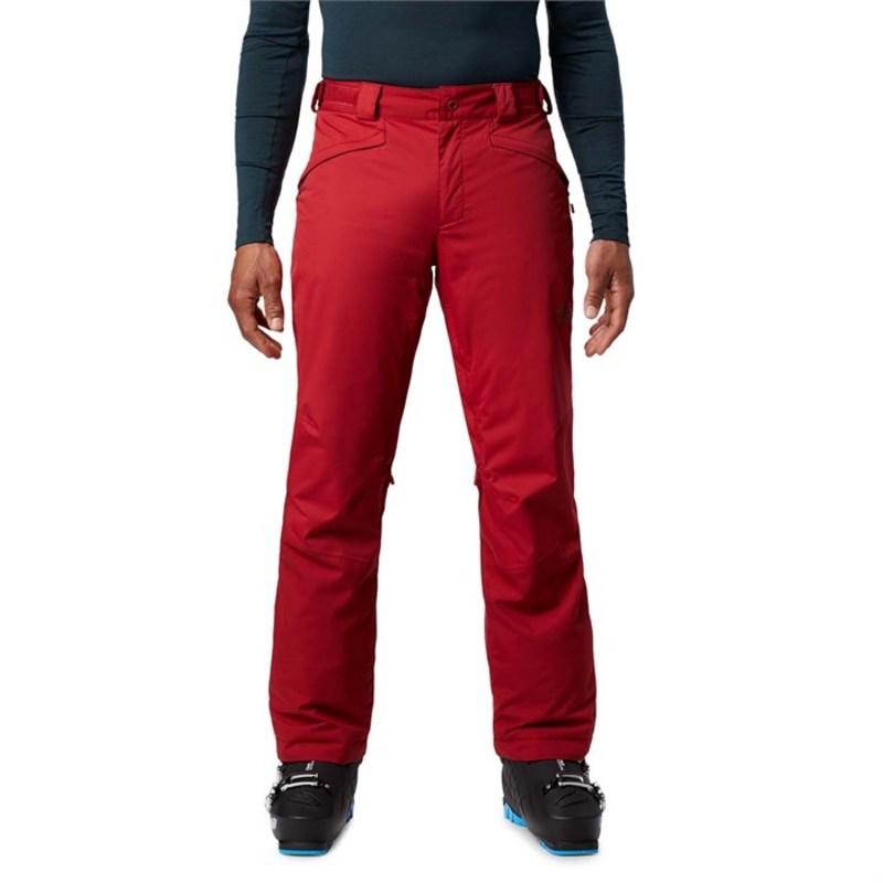 マウンテンハードウェア メンズ カジュアルパンツ ボトムス Mountain Hardwear FireFall/2 Insulated Tall Pants Dark Brick