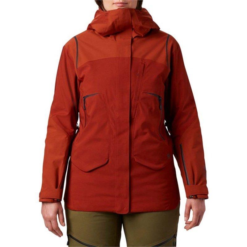 マウンテンハードウェア レディース ジャケット・ブルゾン アウター Mountain Hardwear Boundary Line GORE-TEX Insulated Jacket - Women's Rusted