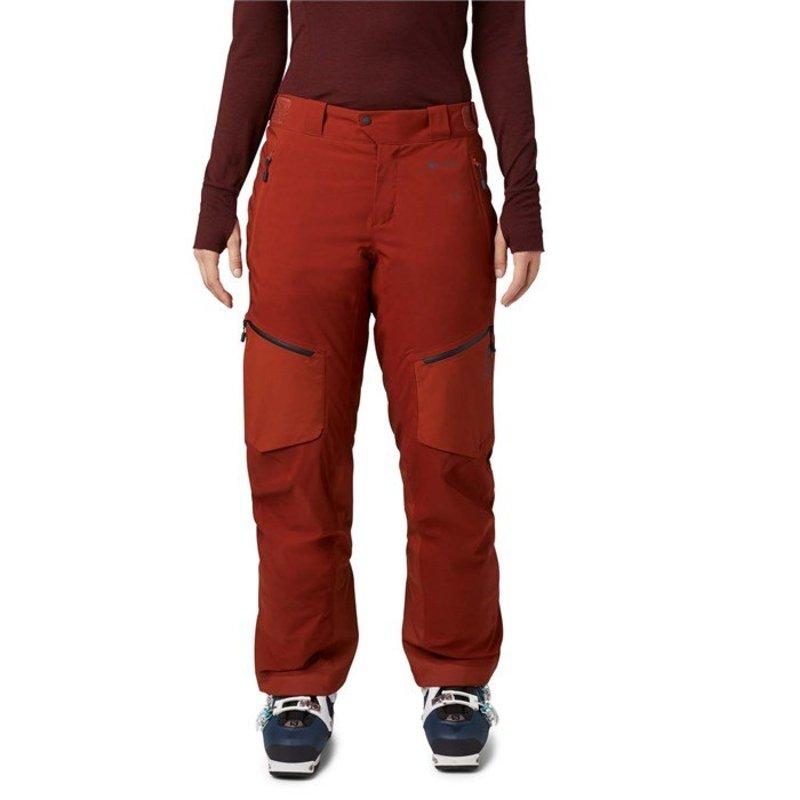 マウンテンハードウェア レディース カジュアルパンツ ボトムス Mountain Hardwear Boundary Line GORE-TEX Insulated Pants - Women's Rusted