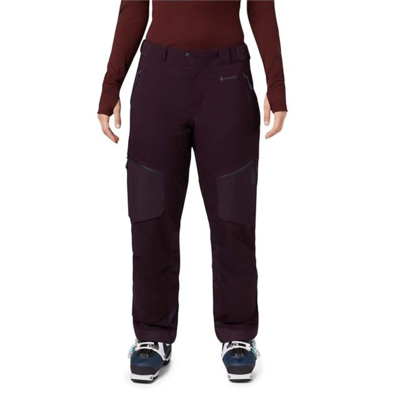 マウンテンハードウェア レディース カジュアルパンツ ボトムス Mountain Hardwear Boundary Line GORE-TEX Insulated Short Pants - Women's Darkest Dawn