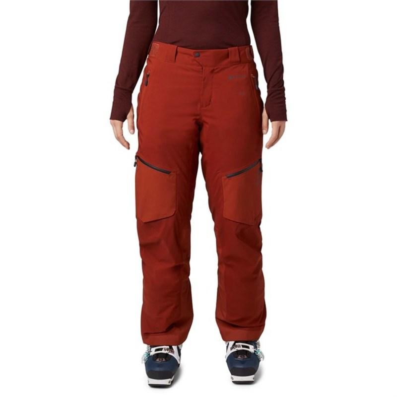 マウンテンハードウェア レディース カジュアルパンツ ボトムス Mountain Hardwear Boundary Line GORE-TEX Insulated Tall Pants - Women's Rusted