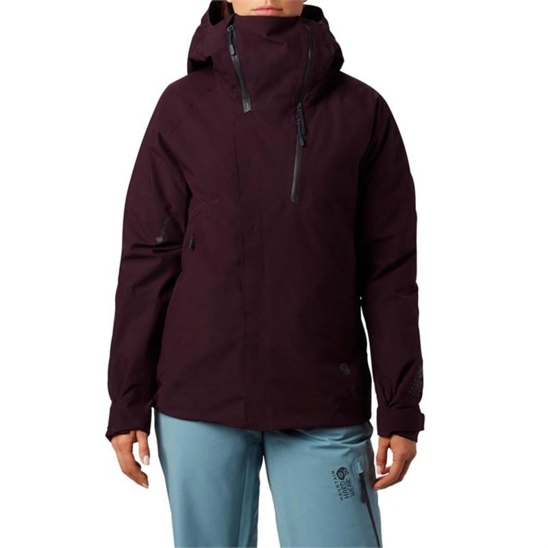 マウンテンハードウェア レディース ジャケット・ブルゾン アウター Mountain Hardwear Cloud Bank GORE-TEX Insulated Jacket - Women's Darkest Dawn