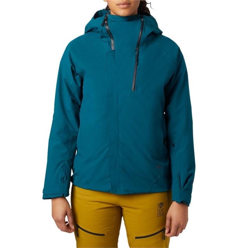マウンテンハードウェア レディース ジャケット・ブルゾン アウター Mountain Hardwear Cloud Bank GORE-TEX Insulated Jacket - Women's Dive