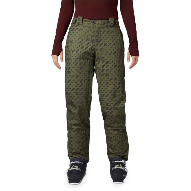 マウンテンハードウェア レディース カジュアルパンツ ボトムス Mountain Hardwear FireFall/2 Insulated Short Pants - Women's Combat Green